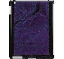 USGS Topo Map Washington State WA Aladdin 239773 1966 24000 Inverted iPad Case/Skin