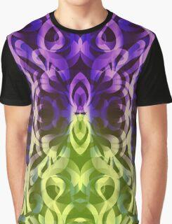 Ethnic Style Graphic T-Shirt