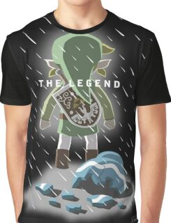 The Legend of Broken Pots Graphic T-Shirt