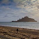 St Michaels Mount Marazion by Brian Roscorla
