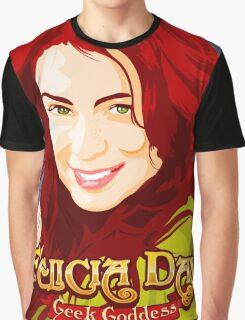 Geek Goddess  Graphic T-Shirt
