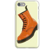 Dr Marten Boot iPhone Case/Skin