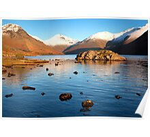 Wastwater Lake, Wasdale, Cumbria Poster
