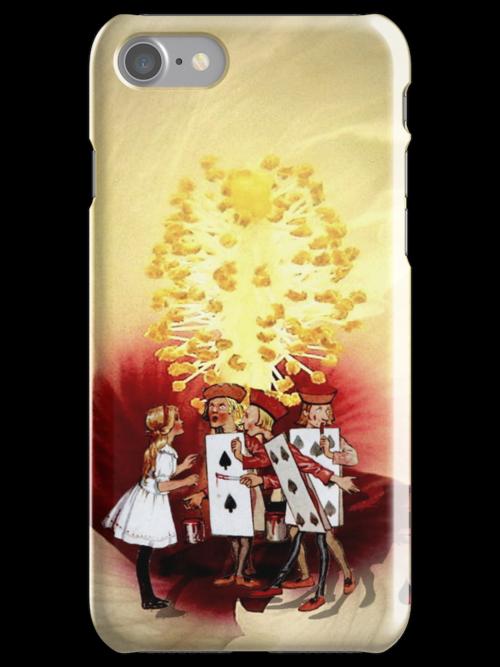 Alice ~ iPhone Case by Greta  McLaughlin
