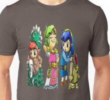 Link's Outfits Unisex T-Shirt