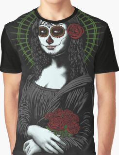 Muerte de mona lisa Graphic T-Shirt