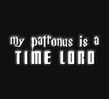 My Patronus is a Time Lord One Piece - Long Sleeve