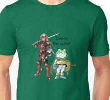 Glenn and Frog... Unisex T-Shirt