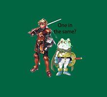 Glenn and Frog... Unisex T-Shirt