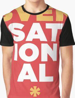 SVENSATIONAL Graphic T-Shirt