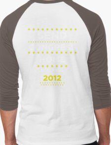 Send Congress Home - Ron Paul for President 2012 Men's Baseball ¾ T-Shirt