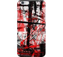 connection 31 iPhone Case/Skin