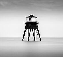 Dovercourt Lighthouse by fernblacker