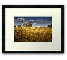 Granary Framed Print