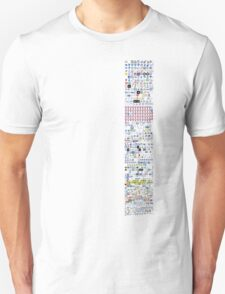 Icons (facebook) T-Shirt
