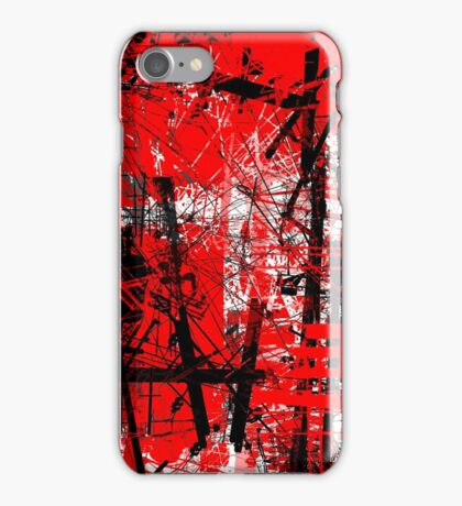 connection 28 iPhone Case/Skin