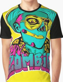Fear the Zombie Graphic T-Shirt