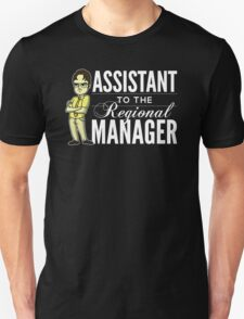 Assistant TO THE Regional Manager (Variant) T-Shirt
