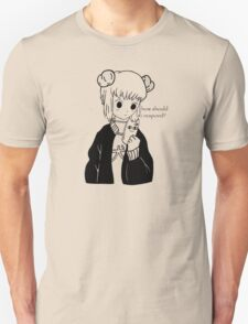 Anime Girl Texting T-Shirt