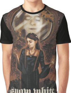 Renaissance Snow White Graphic T-Shirt