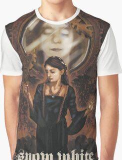 Renaissance Snow White Graphic T-Shirt