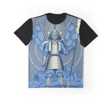 Samurai Nightmare Graphic T-Shirt