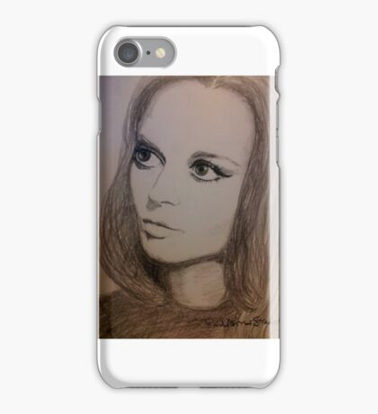 Natalie, Oh iPhone Case/Skin