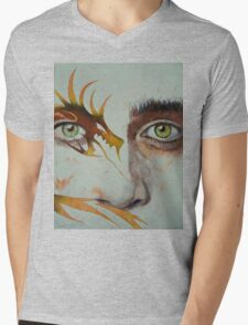 Beowulf Mens V-Neck T-Shirt