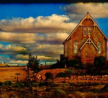 St. Carthage ~ Service for One by Wendi Donaldson Laird