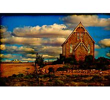 St. Carthage ~ Service for One Photographic Print