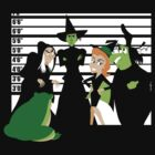 Which Witch? by clockworkmonkey