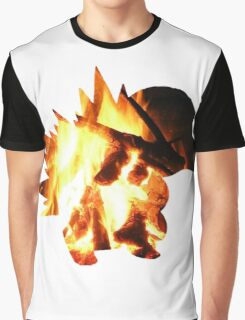 Cyndaquil used Ember Graphic T-Shirt