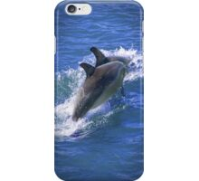 Dolphin Journey iPhone Case/Skin
