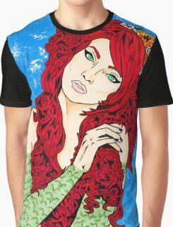 Water Spirit Graphic T-Shirt