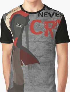 Devils Never Cry Graphic T-Shirt