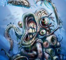 Sea Monster by MBJonly