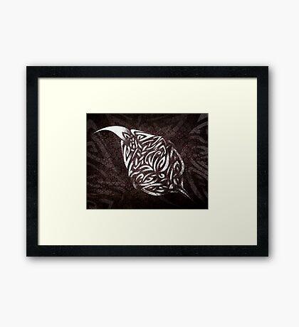 Celtic Knotwork - 200 Framed Print