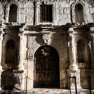 The Alamo Doors by John Chandler
