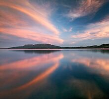 Tarawera Magic by Michael Treloar