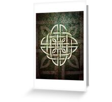 Celtic Knotwork - 207 Greeting Card