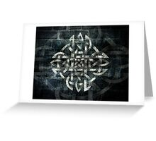 Celtic Knotwork - 213 Greeting Card
