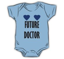 Future Doctor One Piece - Short Sleeve