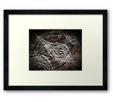 Celtic Knotwork - 214 Framed Print