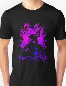 soul eater maka albarn paint splatter anime manga shirt Unisex T-Shirt