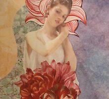 Blooming by Kanchan Mahon