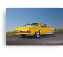 Holden HQ GTS Monaro Canvas Print