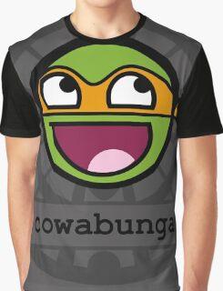 Cowabunga Buddy Squad: Michelangelo Graphic T-Shirt