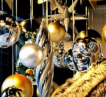 Silver and Gold, and Furs Too, Apparently by shutterbug2010