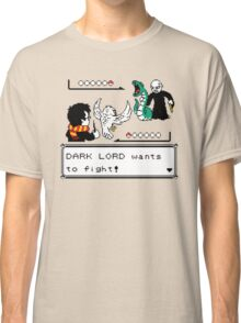 harry potter battle Classic T-Shirt