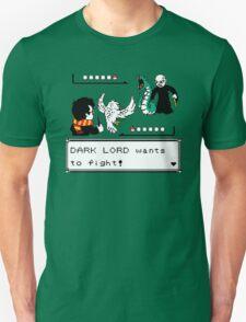 harry potter battle Unisex T-Shirt